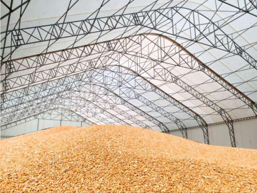 Зернохранилища для зерна