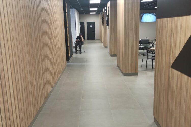Залы ожидания для посетителей